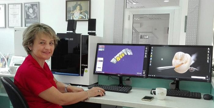 cad/cam tehnologija stomatološka ordinacija dental zdravlje vrnjačka banja